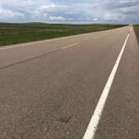 Day 17 - Into the Badlands (Calgary to Bassano)