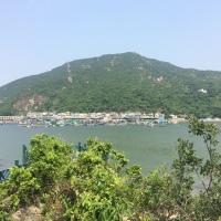 FERRY DAY 3 - CENTRAL PIER No.4: HONG KONG to SOK KWU WAN, LAMMA ISLAND
