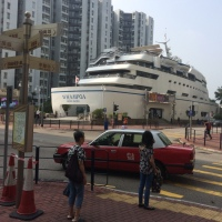 FERRY DAY 11 - A late addition: Whampoa to Whampoa, via North Point and Kowloon City