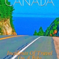 New 'Crossing Canada' Kindle eBook to be published this week